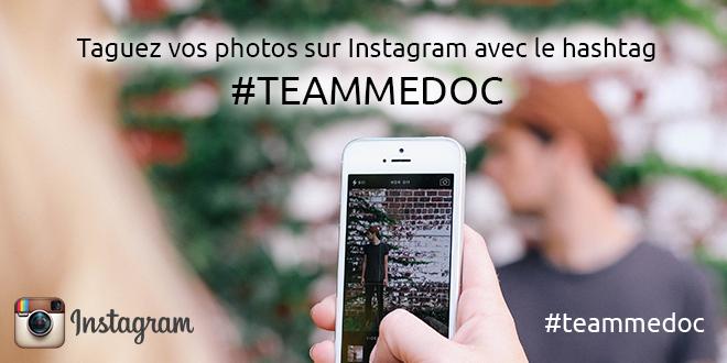 Faites partie de la #TeamMedoc sur Instagram