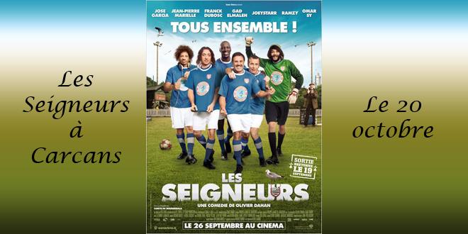 Cinéma Carcans Octobre 2012