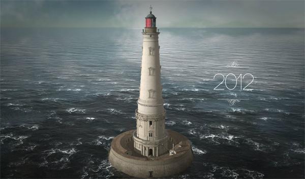 Le phare de Cordouan en 2012
