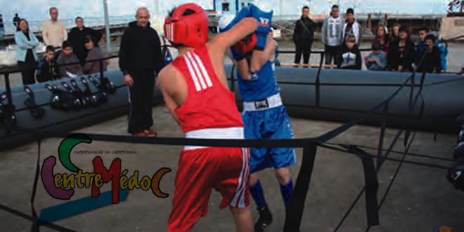 Boxe Pauillac