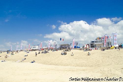 Jet Jump Extrême 2013 - La plage