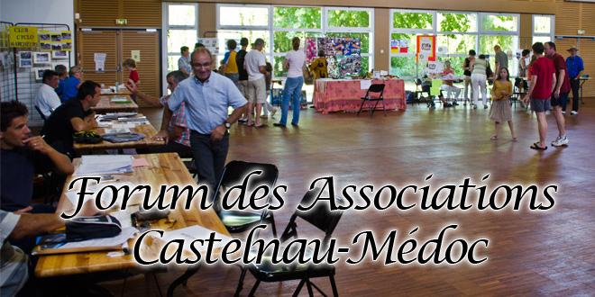 Forum des Associations : Castelnau-Médoc