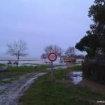 Port de La Maréchale (Saint-Seurin-de-Cadourne) - Photo prise le 31/01/2014 à 18h30