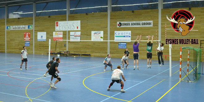 Eysines volleyball