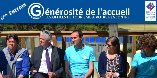 Lancement de l 39 op ration g n rosit de l 39 accueil 2014 - Office de tourisme bordeaux horaires ...