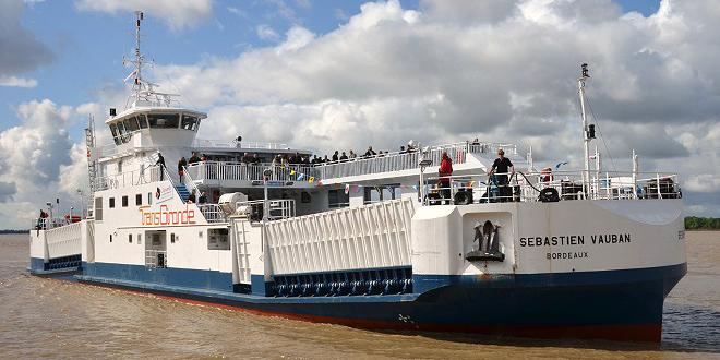 BAC Lamarque-Blay : Navire Sébastien Vauban