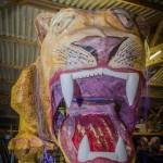 Baptême du char du Reggae Sun Ska : Le Lion de Juda du Reggae Sun Ska