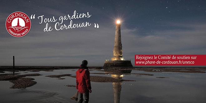 Phare de Cordouan : en route vers un classement au Patrimoine mondial de l'Humanité par l'UNESCO