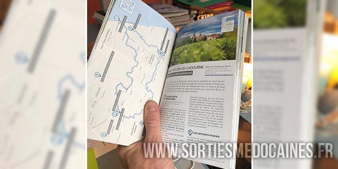 Randonnées en Gironde, les éditions 2018